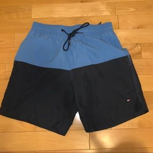 Vintage Tommy Hilfiger swim shorts